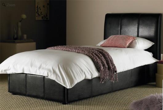 Superb Single Ottoman Bed Homehighlight Co Uk Inzonedesignstudio Interior Chair Design Inzonedesignstudiocom
