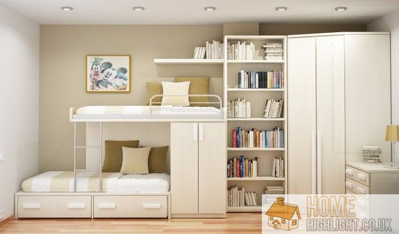 Compact Bedroom Design Practical Design Ideas For Small Bedrooms Home  Highlight
