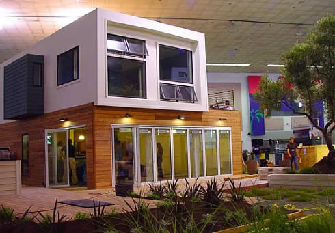 Communities homes built from shipping containers home for Shipping containers homes plans