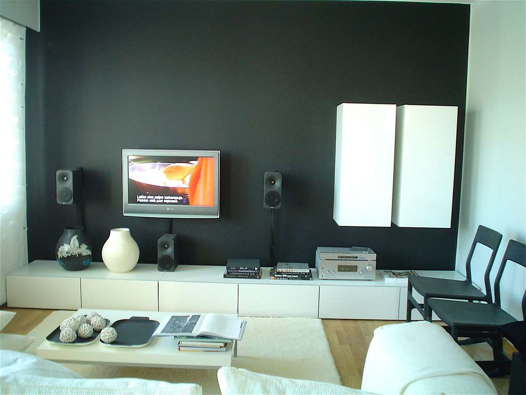 26 modern style living rooms ideas in pictures home - Interior design ideas living room small ...
