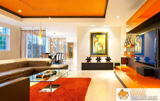 An Ultra Modern Style Living Room ... Part 26