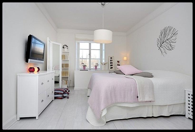 15 beautiful white bedroom design ideas inspirations