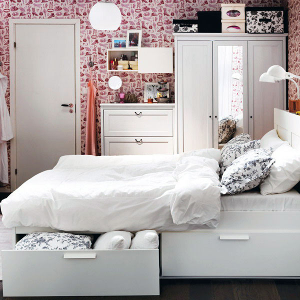 15 Beautiful White Bedroom Design Ideas amp Inspirations
