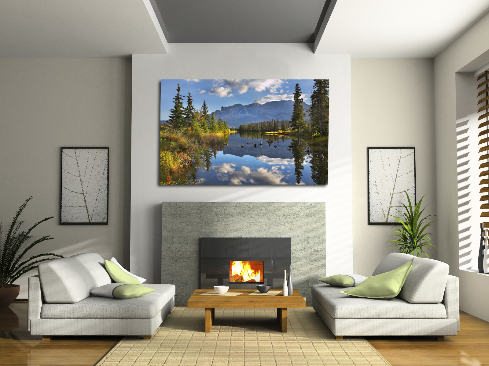 26 Modern Style Living Rooms & Ideas in Pictures « Home ... on Room Decoration  id=21567
